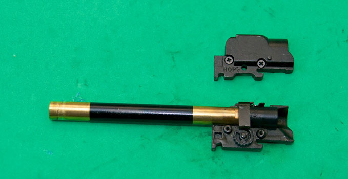 AirRattle Blog Barrel to Hop Up Shimming On Your Airsoft AEG
