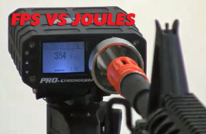 The Difference Between FPS Vs Joule Measurements With Airsoft Guns