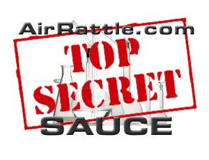 airrattle secret suace
