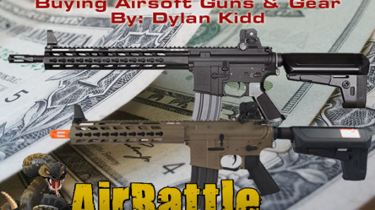 save money on airsoft guns and gear coupons